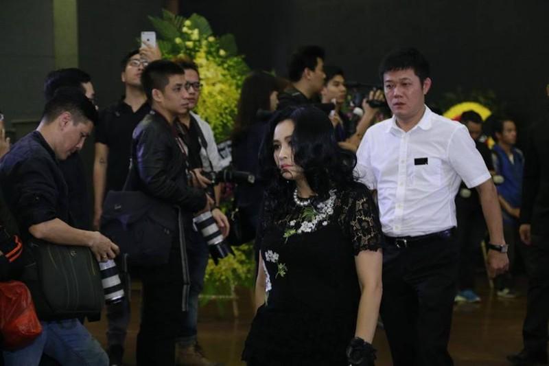 Hình ảnh Nghệ sĩ Việt tiễn đưa Trần Lập - ảnh 7