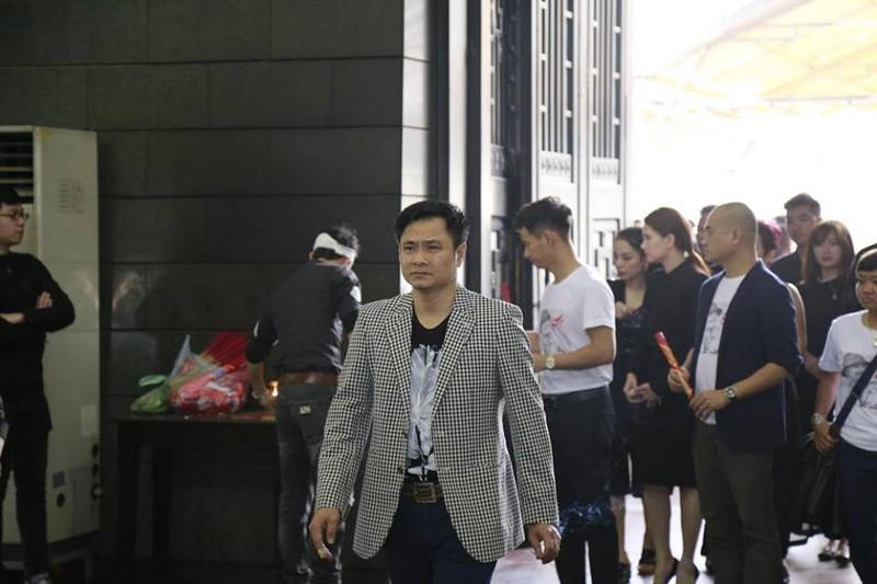 Hình ảnh Nghệ sĩ Việt tiễn đưa Trần Lập - ảnh 8