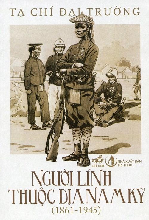 Một số bìa sách đã xuất bản tại Việt Nam của nhà sử học Tạ Chí Đại Trường - Ảnh: Tư liệu