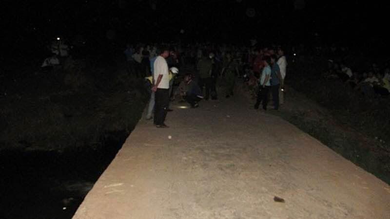 Phát hiện thi thể nữ sinh bị sát hại bên bờ suối - ảnh 1