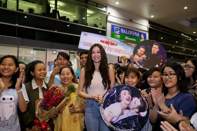 Các cặp đôi nhảy hàng đầu quốc tế đến Việt Nam - ảnh 1