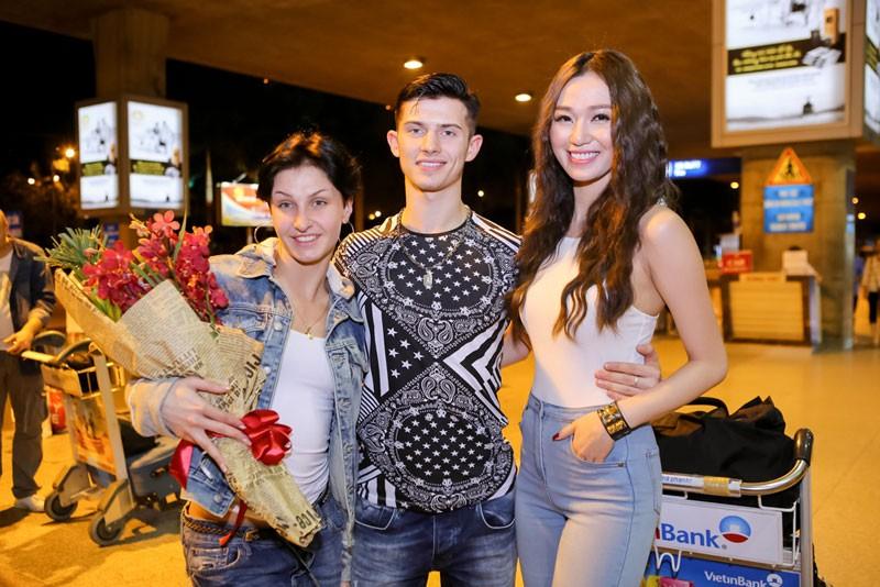 Các cặp đôi nhảy hàng đầu quốc tế đến Việt Nam - ảnh 3