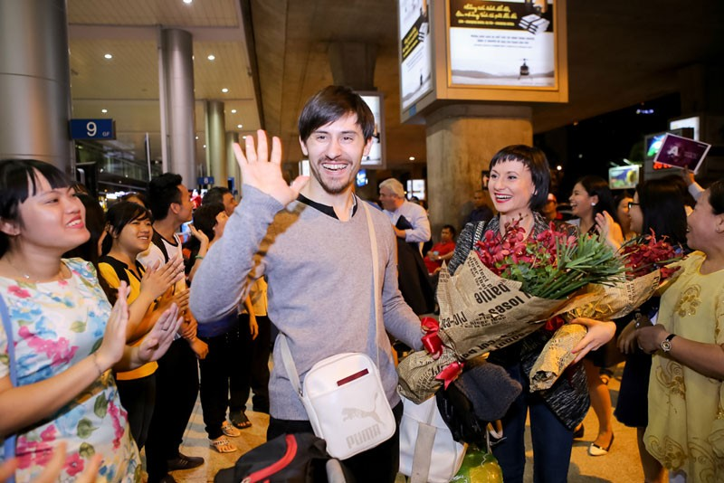 Các cặp đôi nhảy hàng đầu quốc tế đến Việt Nam - ảnh 5