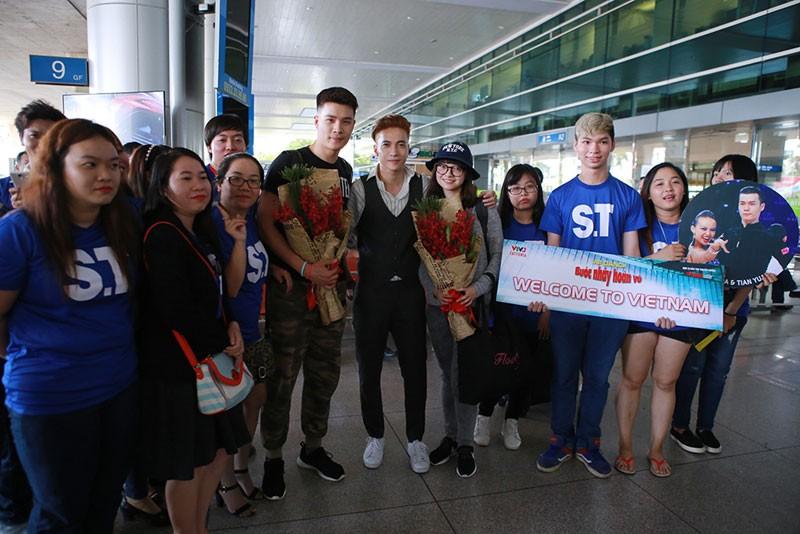 Các cặp đôi nhảy hàng đầu quốc tế đến Việt Nam - ảnh 2