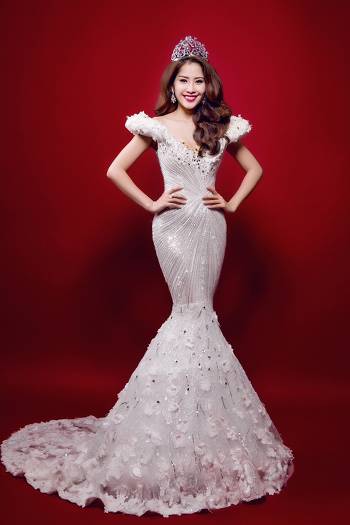 Nam Em muốn dự thi Hoa hậu Việt Nam 2016