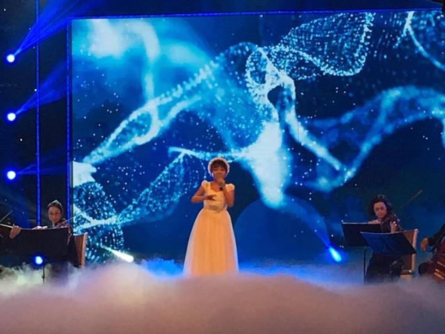 Trọng Nhân - thần đồng trống 9 tuổi đăng quang Vietnam's Got Talent - ảnh 8