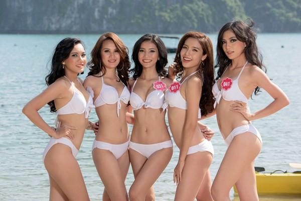 Người đẹp diện bikini hút hồn trong những shot hình nóng bỏng - ảnh 3