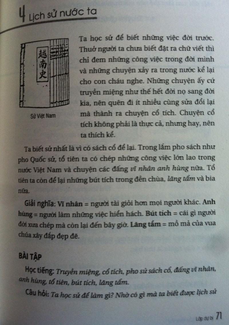 Những trang sách 'vỡ lòng' không thể nào quên (Kỳ 3) - ảnh 33