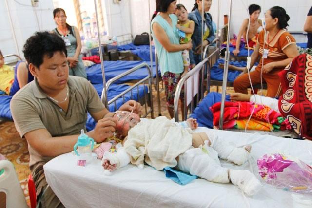 Thêm 2 nạn nhân vụ 'Tán em vợ bị ngăn cản' tử vong - ảnh 1