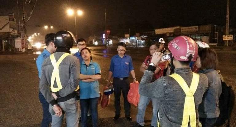 Sơ cấp cứu người đi đường bị tai nạn giao thông - ảnh 2