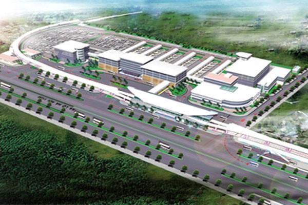 Xây dựng Bến xe Miền Đông mới theo hai giai đoạn - ảnh 1