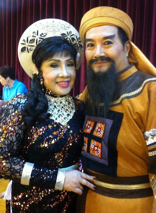 Nghệ sĩ Chí Tiên, em trai của danh hài Bảo Quốc qua đời - ảnh 2