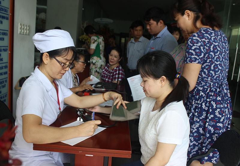 Báo Pháp Luật TP.HCM tham gia hiến máu nhân đạo - ảnh 4