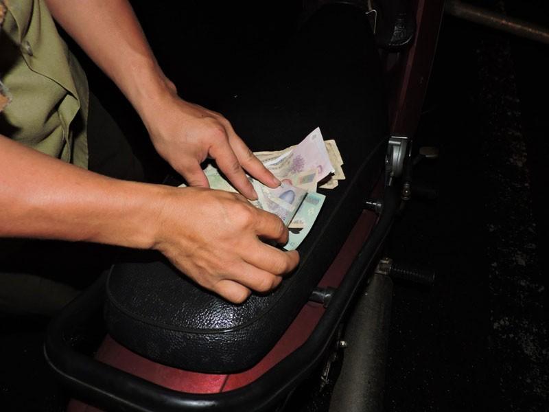 Bỏ xe, ví tiền, nam thanh niên nhảy sông Sêrêpốk tự tử  - ảnh 3