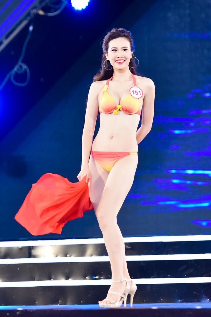 18 người đẹp phía Bắc trình diễn bikini - ảnh 6
