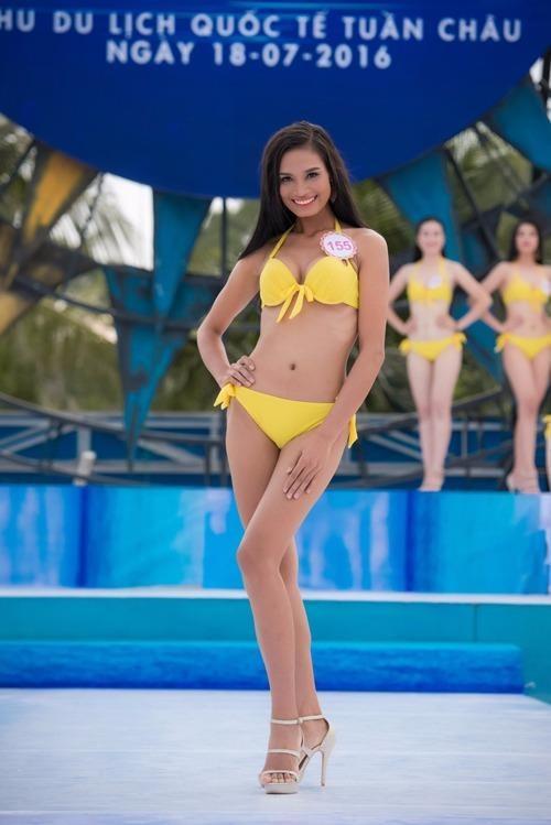 Người đẹp Đăk Lăk - H'Ăng Niê (24 tuổi), là thí sinh lớn tuổi nhất cuộc thi