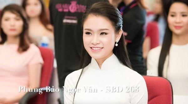 Tuy nhiên, vì trùng với thời gian thi Hoa hậu Việt Nam 2016 nên Ngọc Vân cho biết cô đang cân nhắc lời mời để có thể sắp xếp thời gian hợp lý nhất