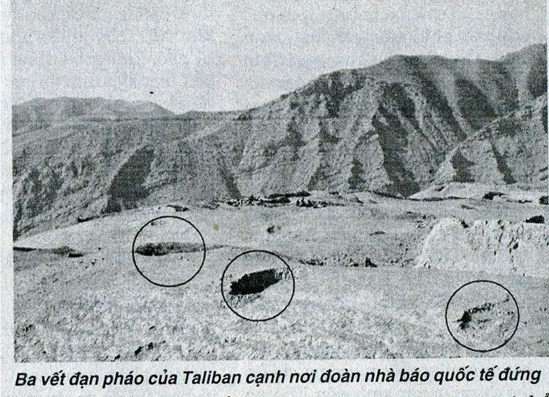 Vào chiến trường Afghanistan' - Kỳ 3: Ra chiến tuyến - ảnh 2
