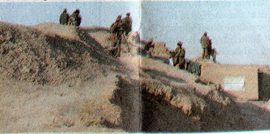 Vào chiến trường Afghanistan' - Kỳ cuối: Thoát chết vì… thiếu tiền - ảnh 5