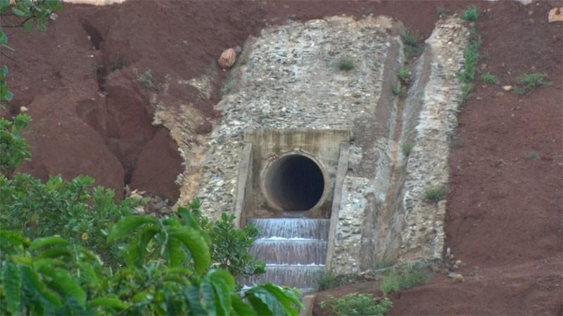 Vụ tràn hóa chất Alumin Nhân Cơ: Kim loại nặng trong suối Đắk Dao vượt chuẩn - ảnh 1