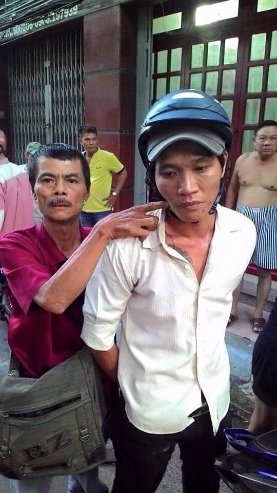 Gia cảnh khó khăn của 'Hiệp sĩ đường phố' hơn 500 lần bắt cướp - ảnh 4