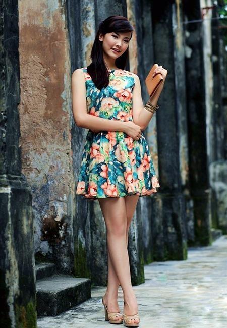 Người đẹp Sái Thị Hương Ly