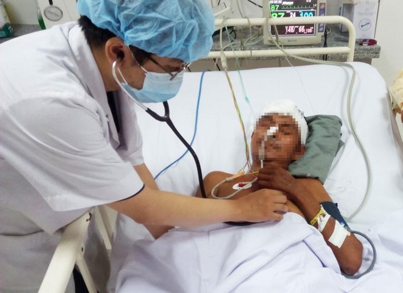 BV quận 2 mổ thành công hai ca chấn thương sọ não nặng - ảnh 1