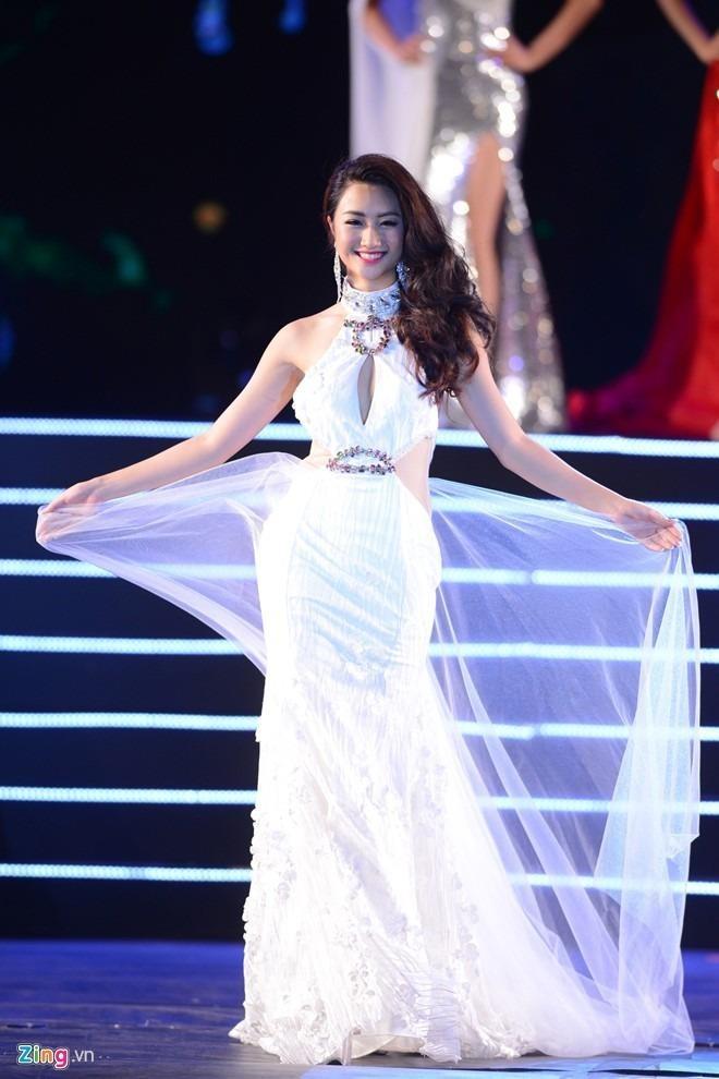 Trần Thị Thu Ngân sinh năm 1996 tại Hải Phòng, hiện là sinh viên ngành quản trị khách sạn tại Thụy Sĩ