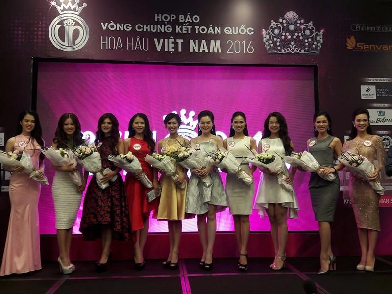Chung kết Hoa hậu Việt Nam 2016 'khủng' nhất từ trước đến nay - ảnh 6