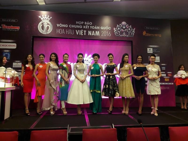 Chung kết Hoa hậu Việt Nam 2016 'khủng' nhất từ trước đến nay - ảnh 1