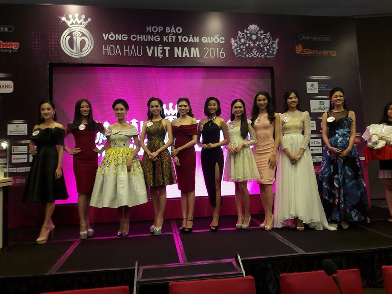 Chung kết Hoa hậu Việt Nam 2016 'khủng' nhất từ trước đến nay - ảnh 5