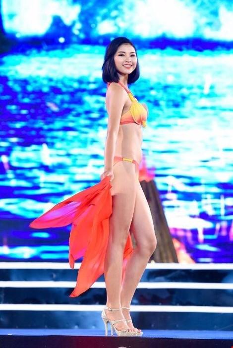 Đào Thị Hà, SBD 094, sinh năm 1997, đến từ Nghệ An