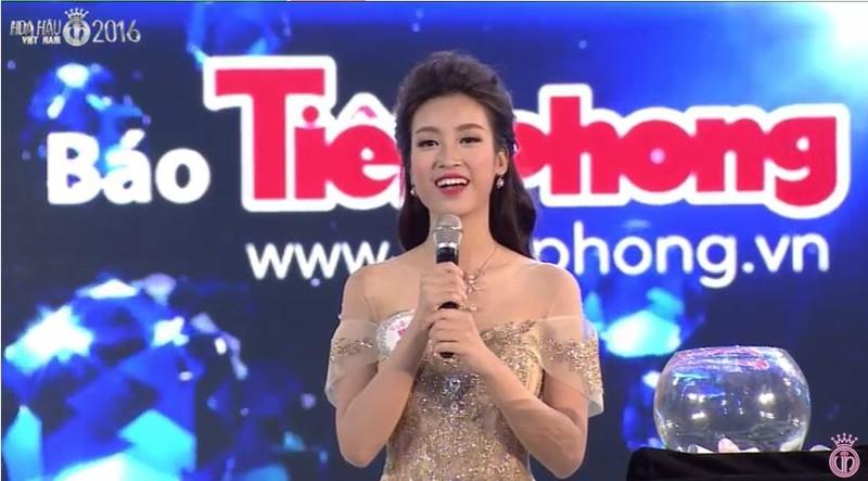 Người đẹp ĐH Ngoại thương đăng quang Hoa hậu Việt Nam 2016 - ảnh 4