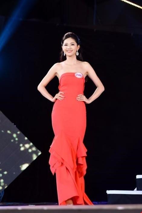 Từ kinh nghiệm của chị gái Á hậu Trà My hy vọng sẽ giúp ích rất nhiều cho Thanh Tú để đoạt danh hiệu cao nhất Hoa hậu Việt Nam năm nay