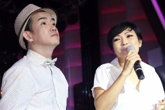 Minh Thuận và Phương Thanh. Ảnh Người Lao Động