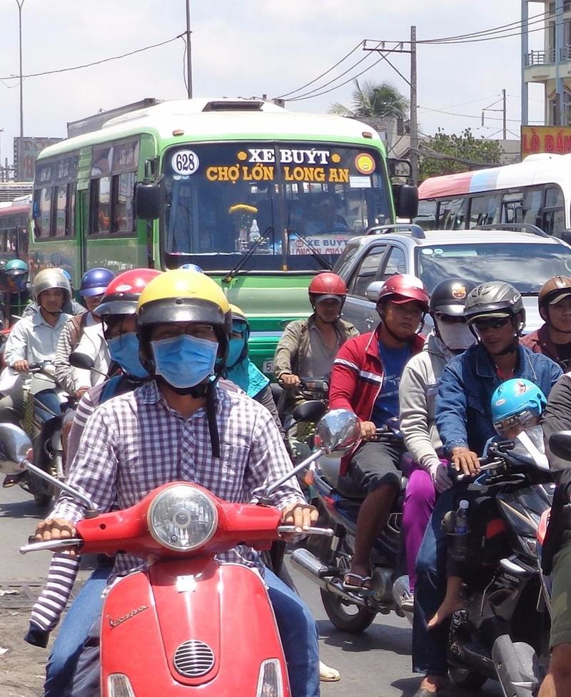 Kết nối giao thông vùng kinh tế trọng điểm phía Nam - ảnh 1