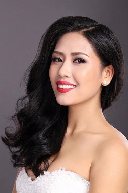 Nguyễn Thị Loan được đề cử thay thế Yến Nhi nhưng đang chờ cấp phép đi thi. Ảnh VNExpress