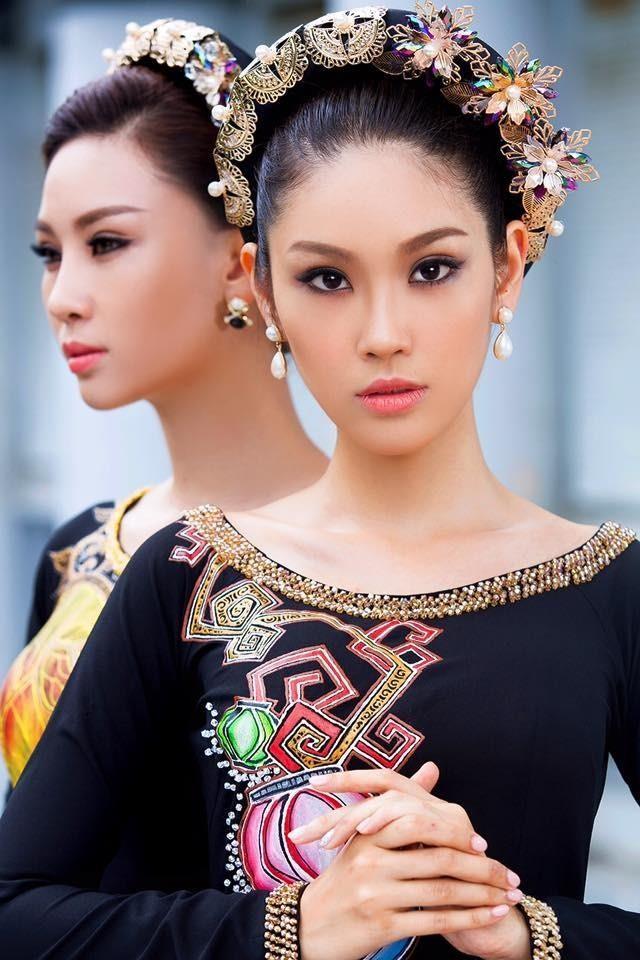 Phạm Thị Phương Linh hiện đang là sinh viên trường Đại học Y Khoa Phạm Ngọc Thạch sinh năm 1997, cao 1m74, số đo ba vòng 82-60-92. Ảnh: NVCC.