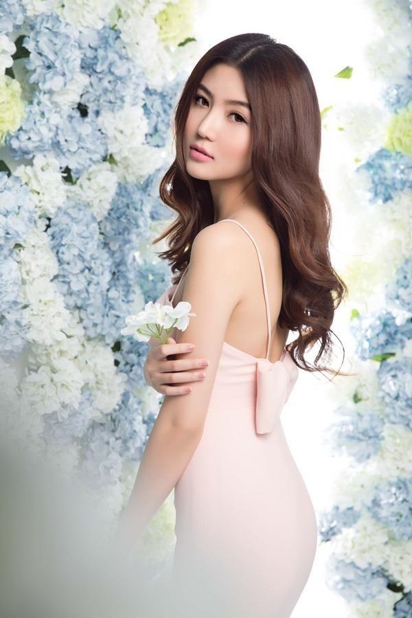 Cô đoạt giải Ấn tượng Miss Teen 2012. Ảnh VTC