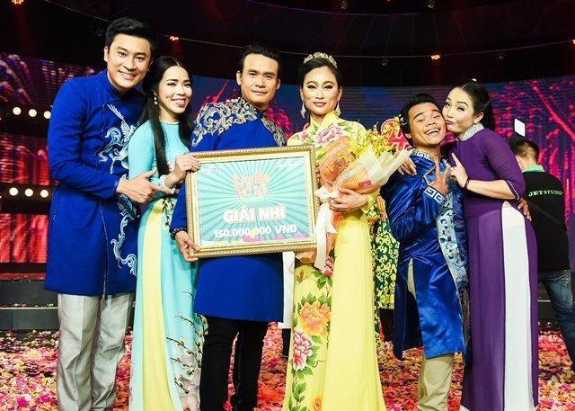 Đội Đồng Dao đoạt giải Á quân
