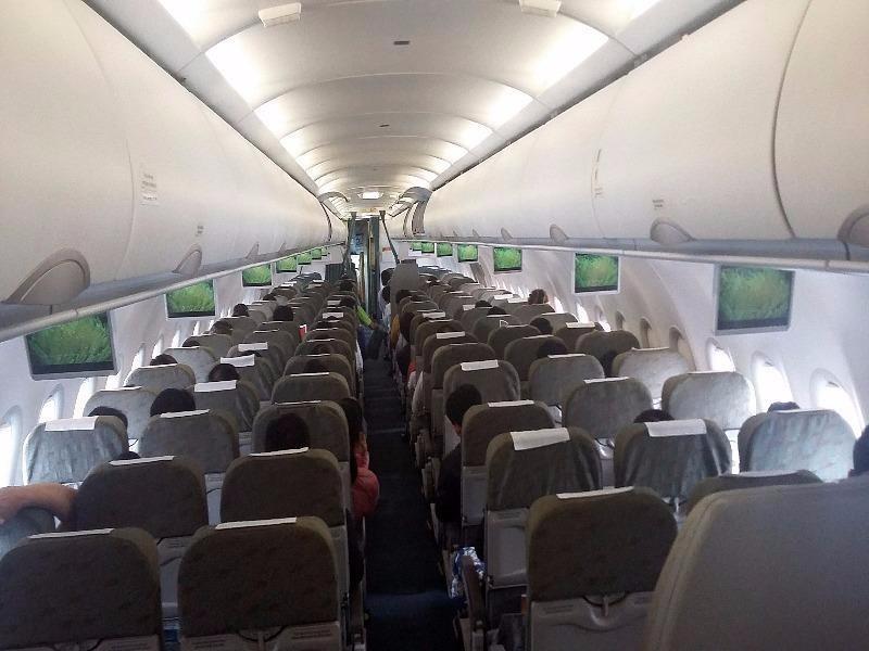 Máy bay đi Buôn Ma Thuột đáp xuống sân bay…Tân Sơn Nhất - ảnh 1