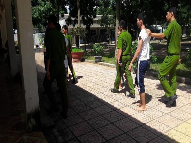 Bà Rịa-Vũng Tàu: Đã có 195 học viên trốn trại - ảnh 3