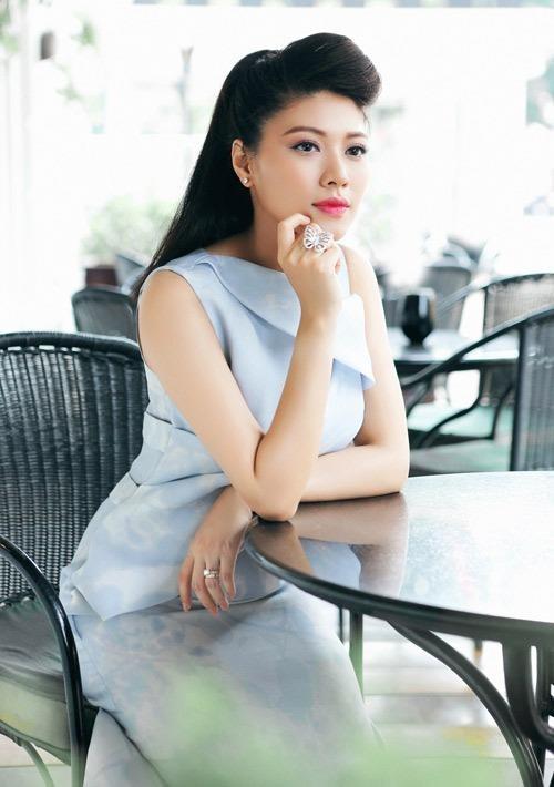 BTV Ngọc Trinh đều đồng cảm với Thanh Vân.