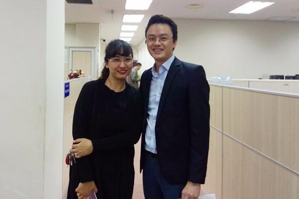 BTV Hữu Bằng bất ngờ chia sẻ việc BTV Vân Anh nghỉ việc tại VTV.