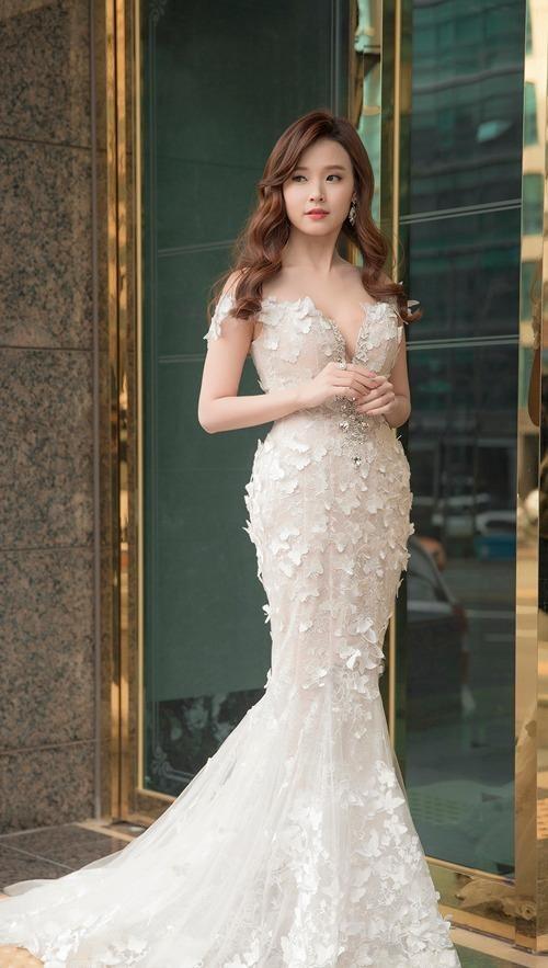 Người đẹp được đề cử ở hạng mục 'Diễn viên châu Á xuất sắc'. Ảnh Ngôi sao.