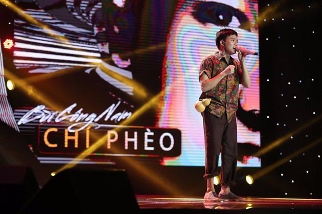 Bùi Công Nam khiến khán giả thích thú với ca khúc viết về nhân vật Chí Phèo.
