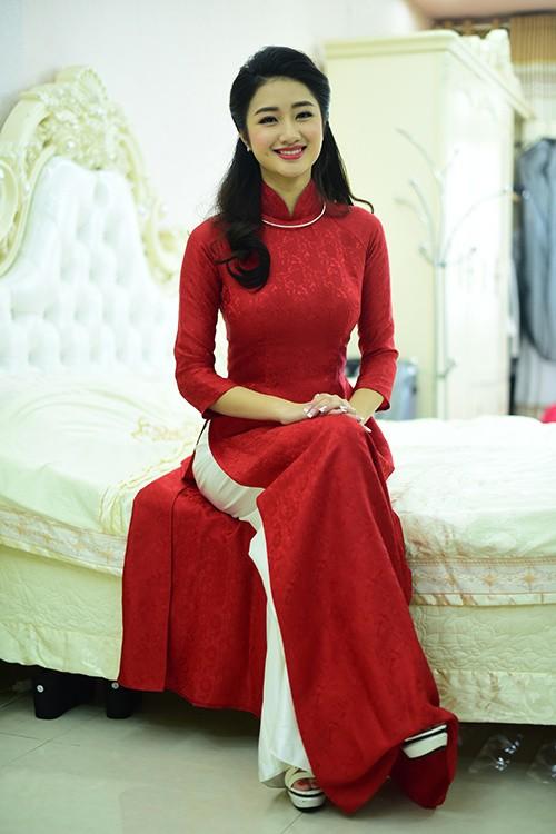 Hoa hậu Thu Ngân chuẩn bị cho lễ đính hôn