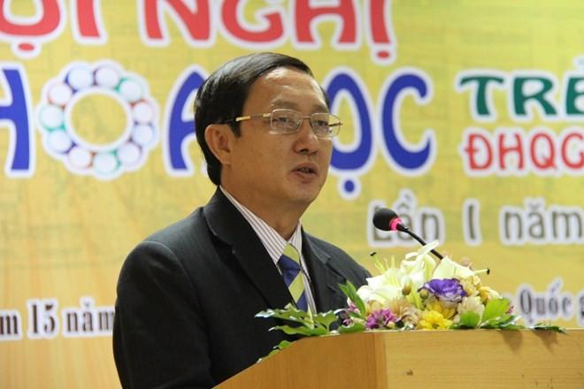 Bổ nhiệm giám đốc ĐH Quốc gia TP.HCM - ảnh 1
