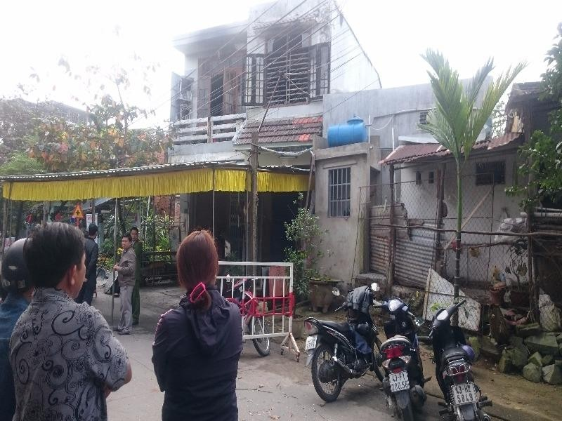 Đà Nẵng: Cháy nhà trong đêm, 1 người tử vong - ảnh 1
