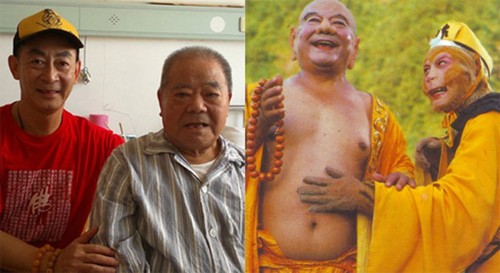 Thiết Ngưu - nghệ sĩ đóng Phật Di Lặc - qua đời năm 2015, hưởng thọ 93 tuổi. Đạo diễn Dương Khiết từng chia sẻ quá trình tìm diễn viên đóng Phật Di Lặc, trong cuốn Xin hỏi đường ở nơi nào (NXB Văn nghệ Giang Tô, Trung Quốc): Đây là vai diễn khiến tôi cảm thấy vất vả nhất. Ngay từ đầu tôi đã tìm kiếm, thử tạo hình cho hơn 10 người nhưng không chọn được diễn viên lý tưởng. Sắp quay đến cảnh Phật Di Lặc mà diễn viên vẫn chưa tìm ra, tôi vô cùng sốt ruột. Sau đó, Dương Khiết trao vai diễn này cho Thiết Ngưu, khi lần đầu gặp ông trong một buổi diễn văn nghệ. Anh ấy có đôi môi dày, khuôn mặt tròn tròn, khi cười đôi mắt hơi híp lại, dáng người hơi mập, nụ cười hiền từ. Đó chẳng phải là Phật Di Lặc không thể phù hợp hơn ư?, đạo diễn viết.